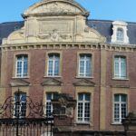 façade du lycée François Ier du Havre