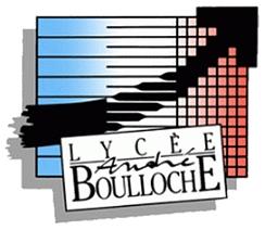 logo du lycée André-Boulloche de Livry-Gargan